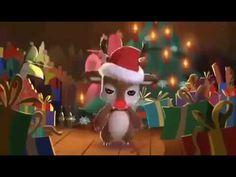 Vianočný sob spieva Tychú noc!
