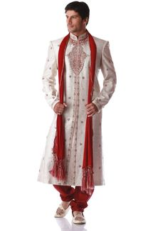 Fashion World Latest Pakistani Groom Baraat Dresses Pictures