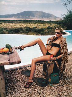 How's that juice, Karolina? Sweet enough for you? #franknoticesthedetails #justthekindofguyiam