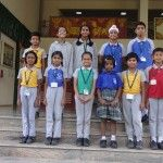 """Olympiad Second Level Qualifiers """" Displayed the list of qualifiers for the second level of National-Level Olympiad Examination. We congratulate all the qualifiers for their excellent performance and wish them good luck."""""""