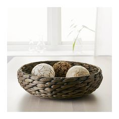 IKEA DRUVFLÄDER bowl Handmade by a skilled craftsman.
