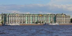 The Russian Winter Palace.