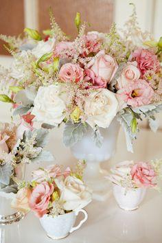 BO_RM_TWP_082 Flowers in tea cups, head table