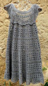 tunique crochet phildar - faire en muse