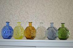 Nanny Still | STELLA POLARIS | Riihimäen lasi | 1968-73 Lassi, Retro, Scandinavian, Glass Art, Objects, Tableware, Finland, Color, Vintage