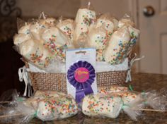 Kids' Birthday Parties at School idea!  No!  Not more cupcakes!  Here's something new!