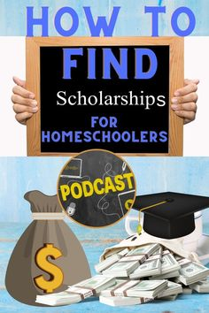 College is SO expensive! Scholarships can really help alleviate the financial burden. We are often asked to share tips for finding college scholarships, so that's what we will do in this week's episode!
