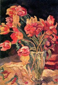 Tulips / Louis Valtat