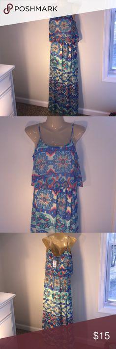 Jrs XS NEW Trendy Lightweight Maxi Dress Jrs XS NEW Trendy Lightweight Maxi Dress Liberty Love 💕 Dresses Maxi