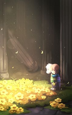 Asriel et Frisk-Undertale Undertale Fanart, Undertale Comic, Funny Undertale, Fan Art, Toby Fox, Underswap, Frisk, Bad Timing, Best Games