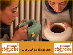 REGALO DE EMPRESA - MERCHANDISING  ¿Tienes las manos frías? aquí os dejamos un gran invento para aprovechar al máximo un café calentito....  Feliz inicio de semana  www.desdesl.es