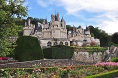 Château d'Ussé, Indre-et-Loire, France