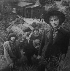 foreverneilyoung:  Buffalo Springfield photographed by Dennis Hopper