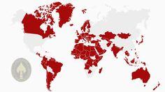 Yhdysvalloilla erikoisjoukkoja 70 prosentissa maailman maita