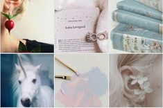 Luna Lovegood aesthetic (these pictures aren't mine) Luna Lovegood Aesthetic, Fun, Pictures, Paintings, Lol, Clip Art, Funny