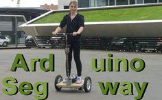 Arduino Segway, un vehículo totalmente libre y económico - http://www.hwlibre.com/arduino-segway-vehiculo-totalmente-libre-economico/