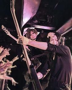 『DARK DARKER DARKNESS』鹿児島公演... #lynch. #悠介 #明徳 #おでこぺちんぺちん