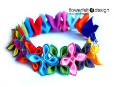 Full of colours - Małgorzata Hupert FlowerFelt Design - Etnodizajn praktyka
