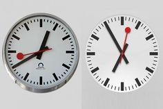 Apple ukradło zegar szwajcarskiej kolei?