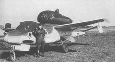Heinkel He162 Salamander