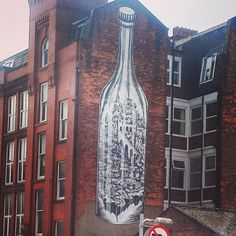Northern Quarter Manchester  ~ bottle city ~