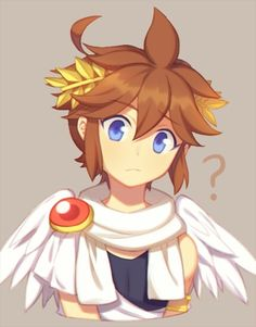 Kid Icarus Uprising Game Art Videogames Random Pictures Nintendo Ice Cream Stuff Parenting Kawaii