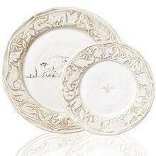 Vietri Dei Medici | Tableware | Dinnerware | Italian Stoneware | Brand new for summer 2013  sc 1 st  Pinterest & Vietri - Vietri Dinnerware u0026 Accents - Francesca Blu | Dinnerware ...