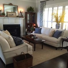 Pottery Barn Carlisle Upholstered Sofa Double Cushion