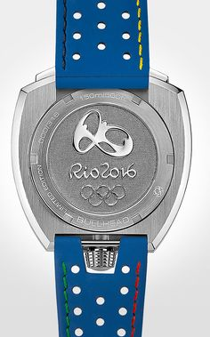 OMEGA Seamaster Bullhead Rio 2016 Olympic Games, reference number 522.12.43.50.04.001, a limited edition of 316 exemplars.