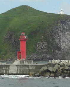 Oshidomari Lighthouses