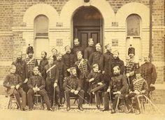 Kings Royal Irish 8th Hussars c.1870