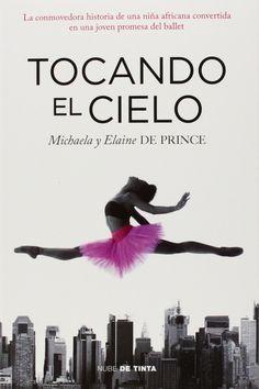 Esta es la extraordinaria historia de Michaela DePrince, una niña que consiguió escapar de la crueldad de la guerra y ascender al estrellato en el mundo del ballet.  http://leyendoentresuenos.blogspot.com.es/2015/01/resena-41-tocando-el-cielomichaela-y.html http://rabel.jcyl.es/cgi-bin/abnetopac?SUBC=BPSO&ACC=DOSEARCH&xsqf99=1773725+