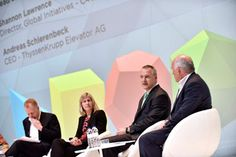 ThyssenKrupp pide que se tomen medidas para mejorar la sostenibilidad de las ciudades