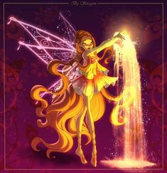 Winx Club, Dessin Animé Lolirock, Les Winx, Fictional World, Witch Art, Fan Art, Celtic Art, Anime Art Girl, Magical Girl
