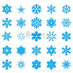 눈 결정 모양 아이콘 세트. 크레이티브 아이콘 디자인 시리즈 (ICON020016)  Snow crystal icon sets. Creative Icon Design Series. (ICON020016)  Copyrightⓒ2000-2013 Boians™ designed by Cho Joo Young.