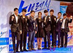 [Photo] Yuri, Seo In Guk, Lee Jong Suk and more attend 'No Breathing' presscon ~ Latest K-pop News - K-pop News | Daily K Pop News