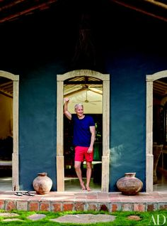 Pin for Later: Anderson Cooper's Breathtaking Hideaway Will Make You Want to…