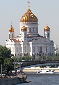 Moscow – Russia - Christ Church