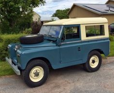 My father's Land Rover 1967