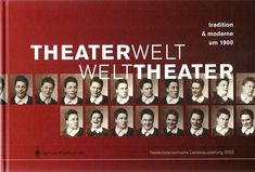 Theaterwelt Welttheater - Tradition & Moderne um 1900 Theater Springer 2003 Theater, Modern, Traditional, Movie Posters, Ebay, Prints, Music, Art, World