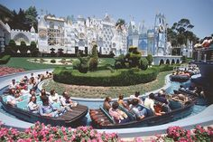 yourland:  It's a Small World, circa 1960s