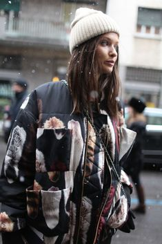 Best Outfit Ideas For Fall And Winter  They Are Wearing: Milan Fashion Week  Slideshow  Best Outfit Ideas For Fall And Winter 2016/2017 Description Columbine Smille/Milan.
