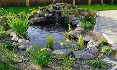 Small Backyard Waterfall For Your Garden 42
