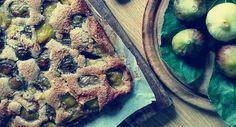 Torta vegan ai fichi, i frutti più dolci e cremosi che ci siano. Semplice da fare e con pochi ingredienti, una golosità!