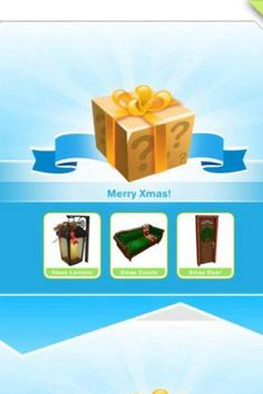 Christmas 2013 Day 2 [12/4] - Gift Pack