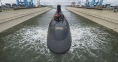 NNS Prepares for John Warner Christening | Naval Today