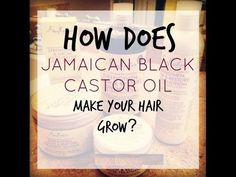 jamaican black castor oil for hair growth - castor oil and it's benefits