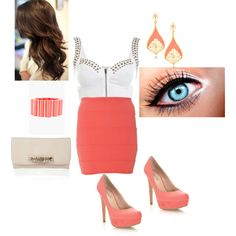 Club, created by allym2 on Polyvore