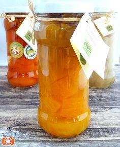 Dýně v pomerančovém džusu chutná skvěle!