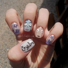 The Corpse Bride nails